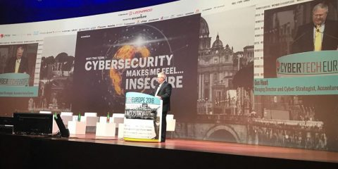 CyberTech 2018, Gus Hunt (Accenture) 'Contro il cybercrime serve uno sforzo comune'