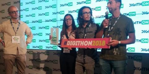 #DigithON2018. Premio Evolvere a HiveGuard