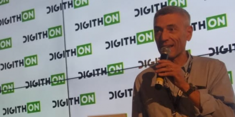 #DigithON2018. Industria 4.0, Keethings vincitrice del Premio Cisco