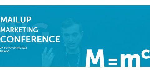 MailUp Marketing Conference 2018, ecco i nomi dei protagonisti del 30 novembre