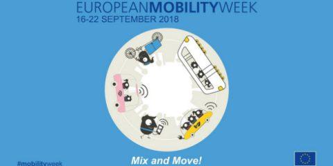 Settimana UE della mobilità, 2.600 città europee per la sostenibilità e la decarbonizzazione