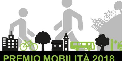Premio mobilità 2018, candidature aperte fino al 21 settembre