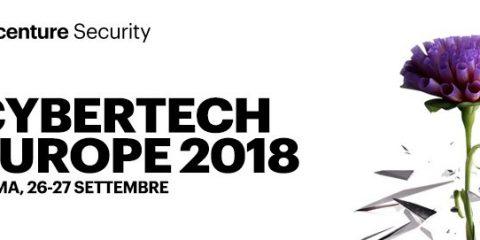 Cybertech 2018, Accenture innovation partner della kermesse in programma il 26 e 27 settembre