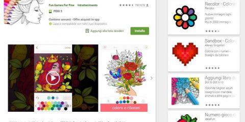 App4Italy. La recensione del giorno, Colorfy