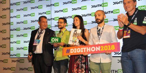 #DigithON2018. EABlock la startup vincitrice di questa edizione