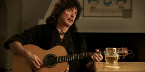 Il 19 settembre su Sky Arte il documentario sul chitarrista Ritchie Blackmore