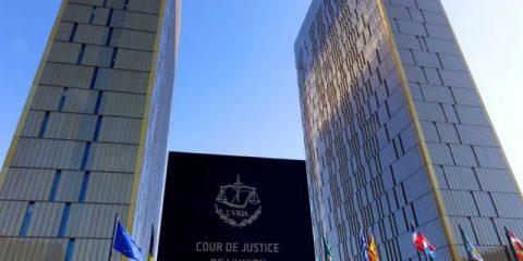 Corte di giustizia, rinnovati i vertici europei. Lenaerts rieletto presidente