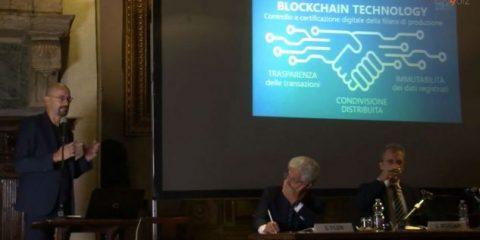 Seminario FUB su Blockchain e servizi. Videointervento di Massimo Morbiato (EZlab)