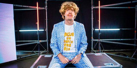 Lodo Guenzi de 'Lo stato Sociale' è il nuovo giudice di X Factor Live