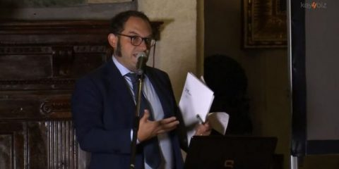 Seminario FUB su Blockchain e servizi. Videointervento di Luca Lantero (CIMEA – NARIC Italia)