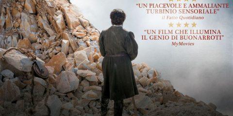 Michelangelo – Infinito, grande successo per il film prodotto da Sky