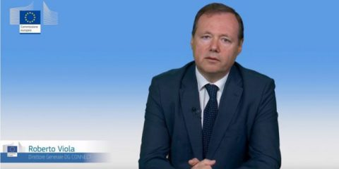 'L'Ue può essere la patria della governance mondiale della blockchain pubblica'. Il videomessaggio di Roberto Viola (DG Connect)