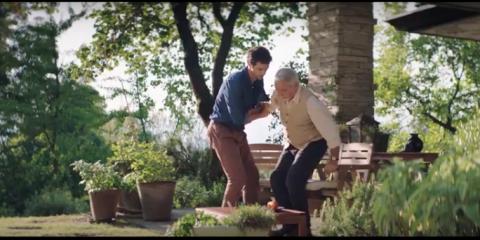 Allianz, on air la campagna che affronta il tema della perdita dell'autosufficienza