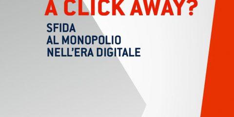 Is Competition A Click Away? Il 12 novembre a Roma presentazione del libro di Stefano Mannoni e Guido Stazi