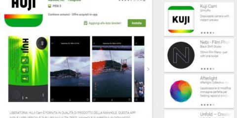 App4Italy. La recensione del giorno, Huji Cam