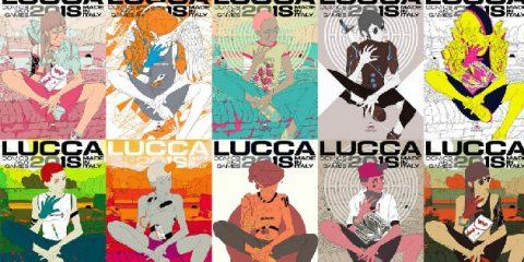 Sky Italia è Official Broadcaster di Lucca Comics & Games 2018
