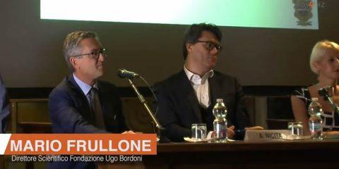Seminario FUB su Blockchain e servizi. L'intervento di Mario Frullone (Fondazione Ugo Bordoni)
