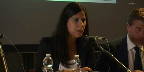 Seminario FUB su Blockchain e servizi. L'intervento di Mirella Liuzzi (Segretario di Presidenza della Camera)