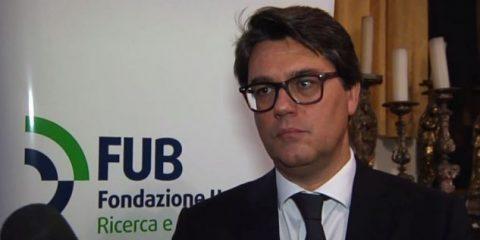 Seminario FUB su Blockchain e servizi. Videointervista ad Antonio Nicita (Agcom)