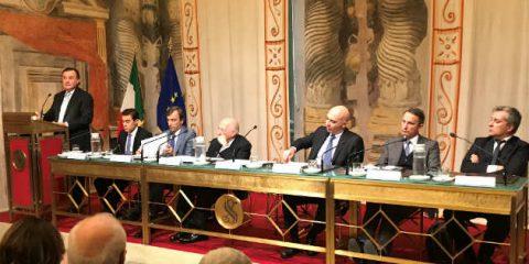 Il futuro del digitale terrestre nella competizione multipiattaforma, l'intervento del Commissario Agcom Antonio Martusciello