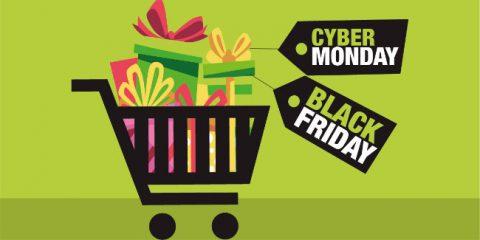 Black Friday e Cyber Monday: otto idee per incrementare le vendite online