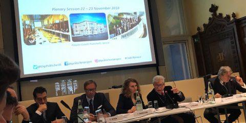 Comunicazione istituzionale, cosa è successo alla conferenza europea del Club of Venice