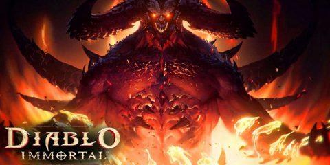 Diablo sbarca su mobile con Immortal
