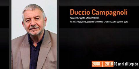 10 anni di Lepida, la testimonianza video di Duccio Campagnoli