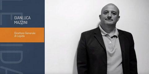 10 anni di Lepida, la testimonianza di Gianluca Mazzini (Video)