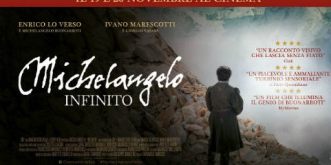 'Michelangelo – infinito', il documentario prodotto da Sky torna al cinema il 19 e 20 novembre