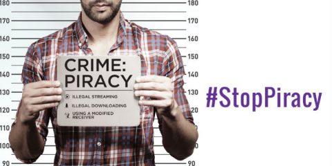 Pirateria, centinaia di siti web bloccati per violazione del copyright in Medio Oriente e Nord Africa