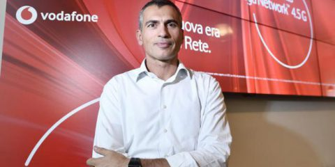 La Giga Network 4.5G di Vodafone. Videointervista a Fabrizio Rocchio (Vodafone Italia)