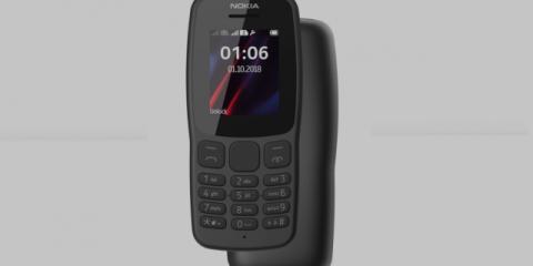 Cosa Compro. Nokia 106-2018, torna il vero cellulare con autonomia di quasi un mese
