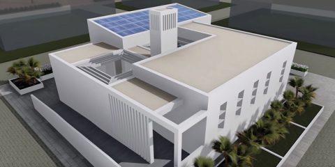 Casa a energia solare made in Italy a Dubai, IoT e automazione si sposano con la sostenibilità