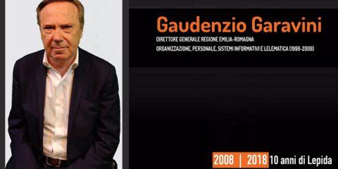 10 anni di Lepida, la testimonianza video di Gaudenzio Garavini