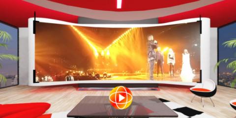 Finale di X Factor, il primo show live vissuto con visori 5G