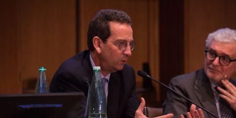 5G Italy. Panel Tv e Media, l'intervento di Antonio Arcidiacono (EBU)