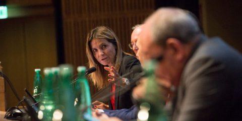 5GItaly. Panel Policy e 5G, l'intervento di Federica Zanella (Commissione Tlc)