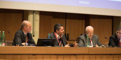 5GItaly. Panel Industria 4.0, l'intervento di Marco Bentivogli (Fim-Cisl)