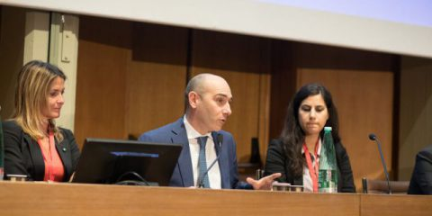 5GItaly. Panel Policy e 5G, l'intervento di Alessandro Morelli (Presidente Commissione Tlc)