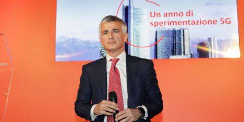 Vodafone presenta la sua rete 5G a Milano. Il video reportage