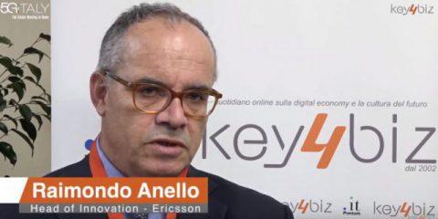 5GItaly. Intervista a Raimondo Anello (Ericsson)