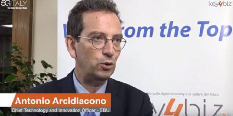 5GItaly. Intervista ad Antonio Arcidiacono (EBU)