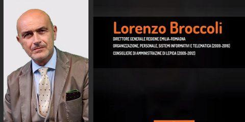 10 anni di Lepida, la testimonianza video di Lorenzo Broccoli
