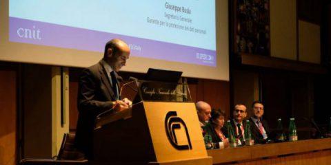 5G Italy. 'Il GDPR non limita il 5G, ma garantire trasparenza dei dati'. Videointervista a Giuseppe Busia (Autorità Garante Privacy)