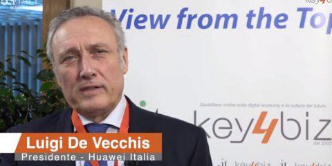 5GItaly. Intervista a Luigi De Vecchis (Huawei Italia)
