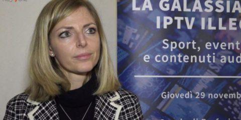 'Il principale competitor è lo streaming illegale. Ecco i danni che i tifosi ignorano'. Videointervista a Veronica Diquattro (DAZN)