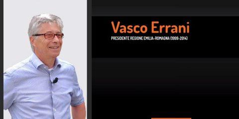 10 anni di Lepida, la testimonianza video di Vasco Errani