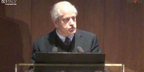 5GItaly. 'L'impatto del 5G in Italia'.  L'intervento di Giancarlo Capitani (NetConsulting cube)