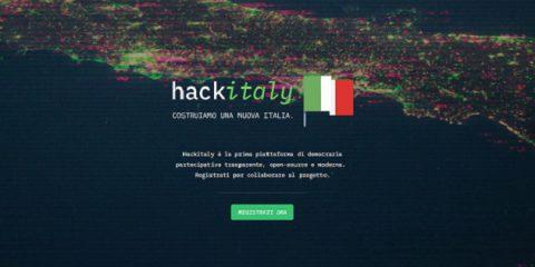 Hackitaly è online, Boccia (PD) 'Partita la sfida a Rousseau'